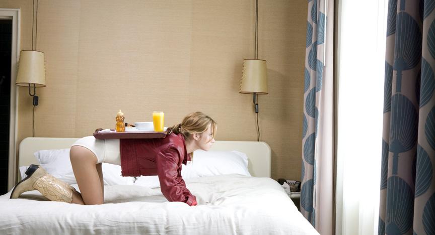 Room Service: Roger Snider Photographer